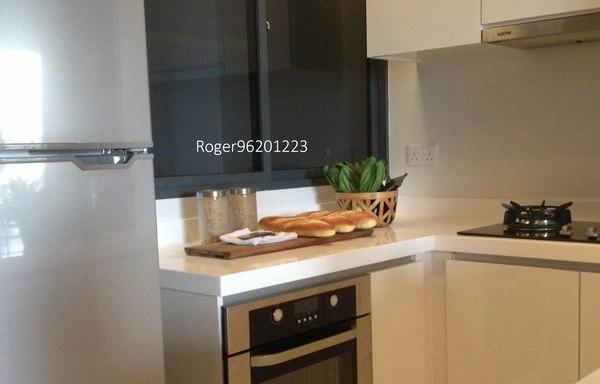 skypark residences kitchen
