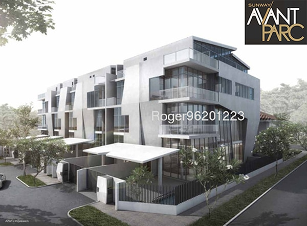 New executive condominium hdb ec new launch condo portal for Terrace house singapore