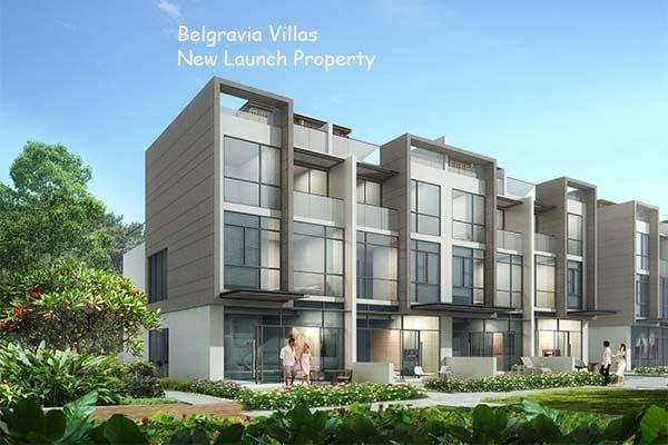 BelgraviaVillas Terrace