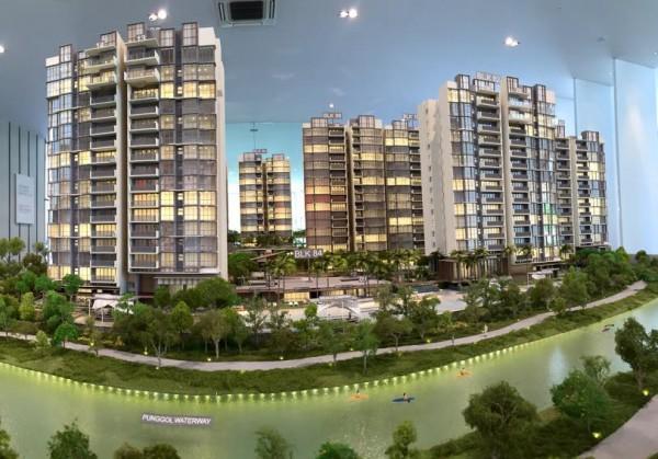 the terrace show flat