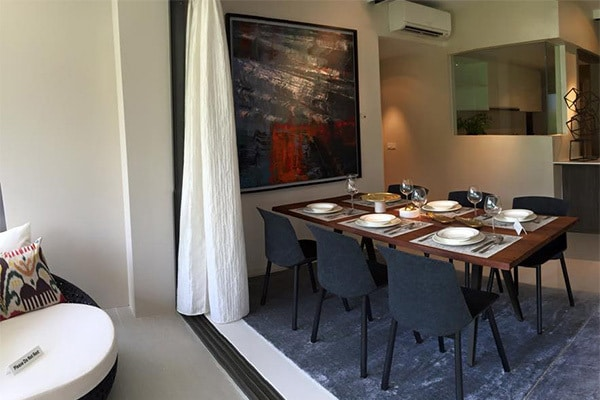 The terrace ec my waterway punggol the new launch for Balcony kitchen