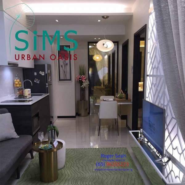 Sims Urban Oasis One Bedroom Suites