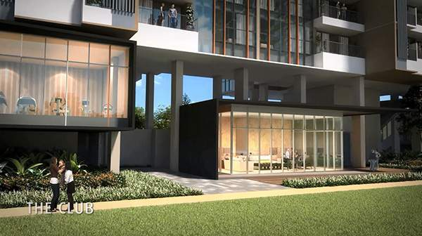 Sims Urban Oasis The Club