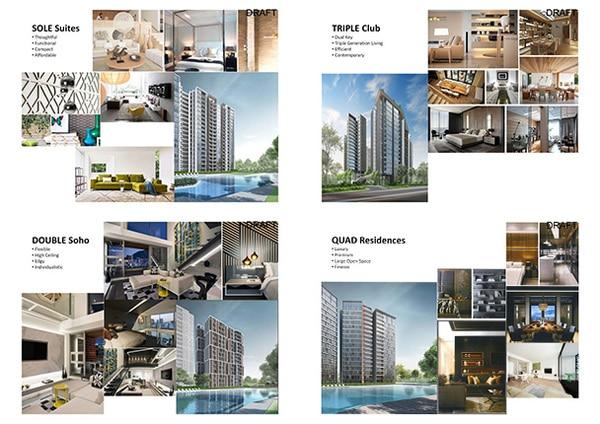 sims urban oasis homes