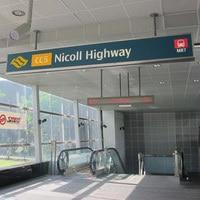 City Gate Condo to Nicoll Highway MRT