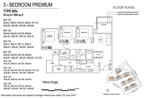 the brownstone ec floor plan