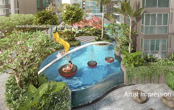 signature ec slide pool